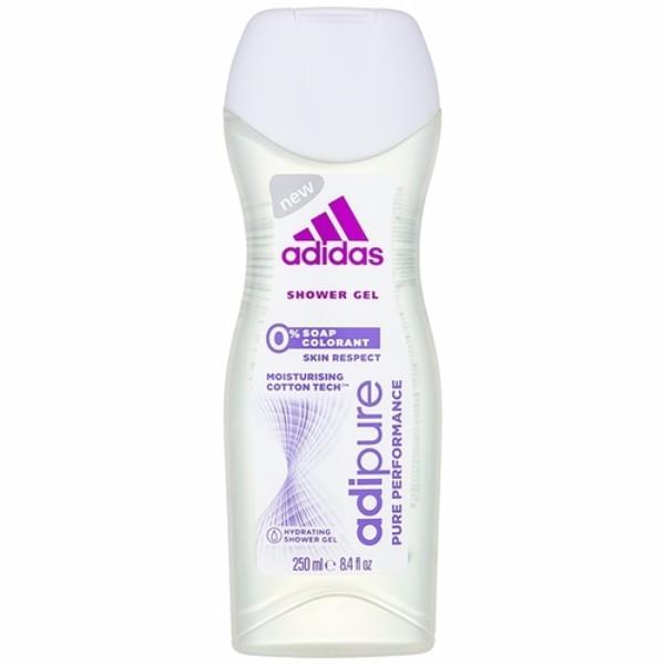 Adidas Adipure Shower Gel W 250ml