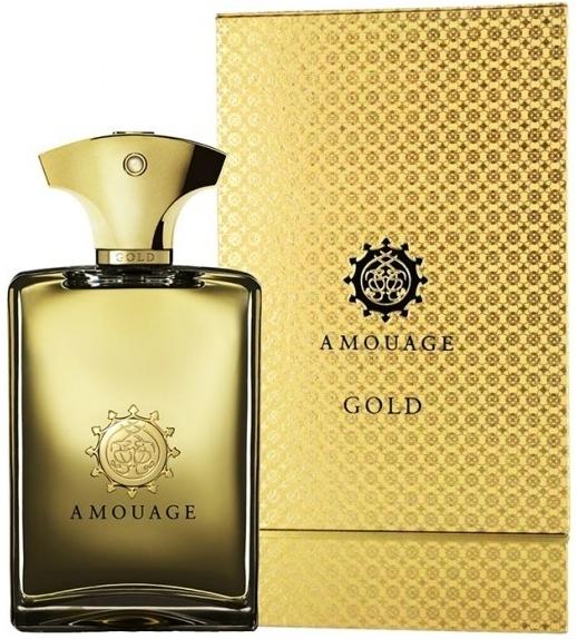 Amouage Gold pour Homme Parfémovaná voda 100ml M