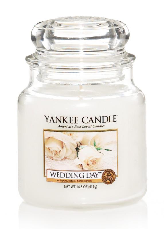 Yankee Candle Svatební den 411g