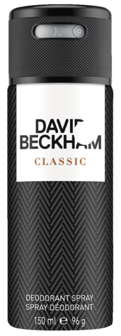 David Beckham Classic Deodorant Spray M 150ml