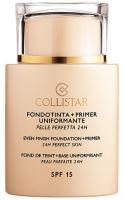 Collistar Even Finish Foundation + Primer SPF 15