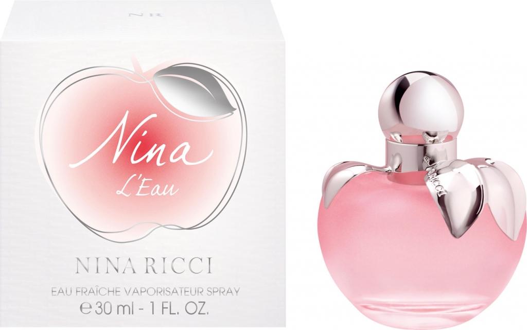 Nina Ricci Nina L'Eau W EDT 30ml