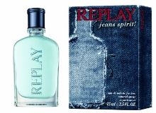 Replay Jeans Spirit! for Him M EDT 75ml