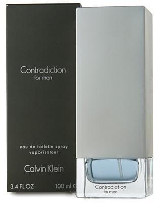 Calvin Klein Contradiction For Men M EDT 100ml