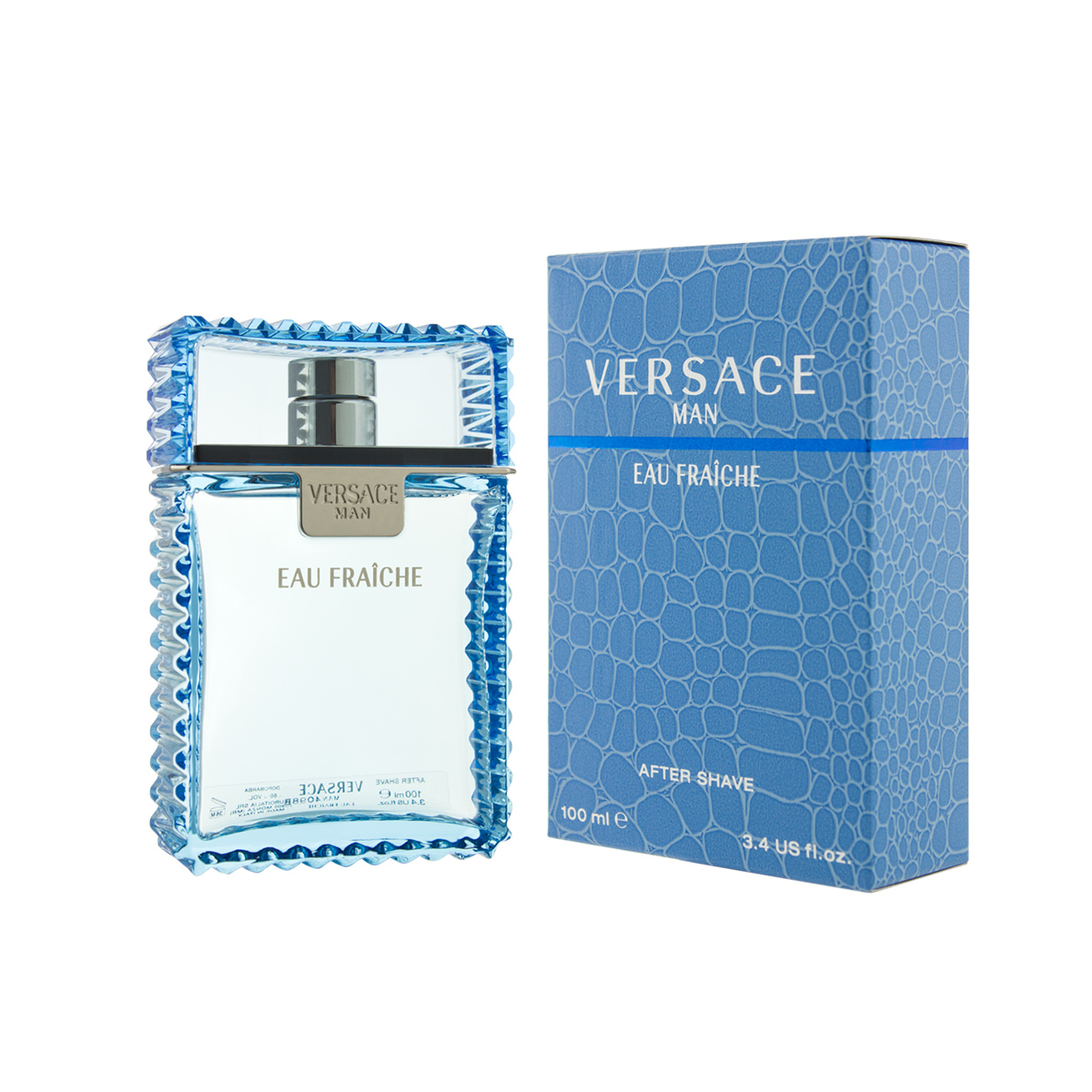 Versace Man Eau Fraîche After Shave Lotion 100 ml (man)