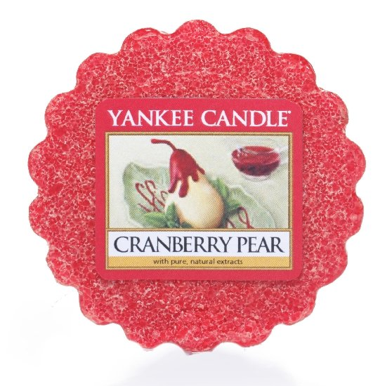 Yankee Candle vonný vosk 22g Cranberry Pear