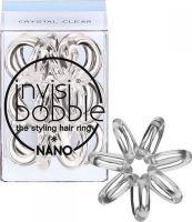Invisibobble NANO Crystal Clear - průhledná