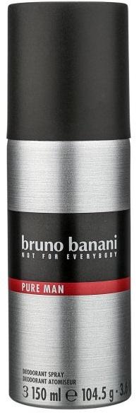 Bruno Banani Pure Man Deodorant Spray M 150ml