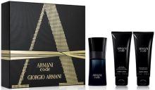 Giorgio Armani Code Pour Homme M EDT 75ml + SG 75ml + ASB 75ml