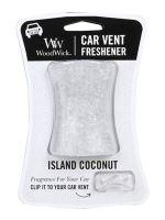 WoodWick Vůně do auta Coconut Island 10g