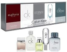Calvin Klein Deluxe Fragrance Travel Collection For Men