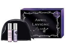 Avril Lavigne My Secret W EDP 10ml Black Star + EDP 10ml Forbidden Rose
