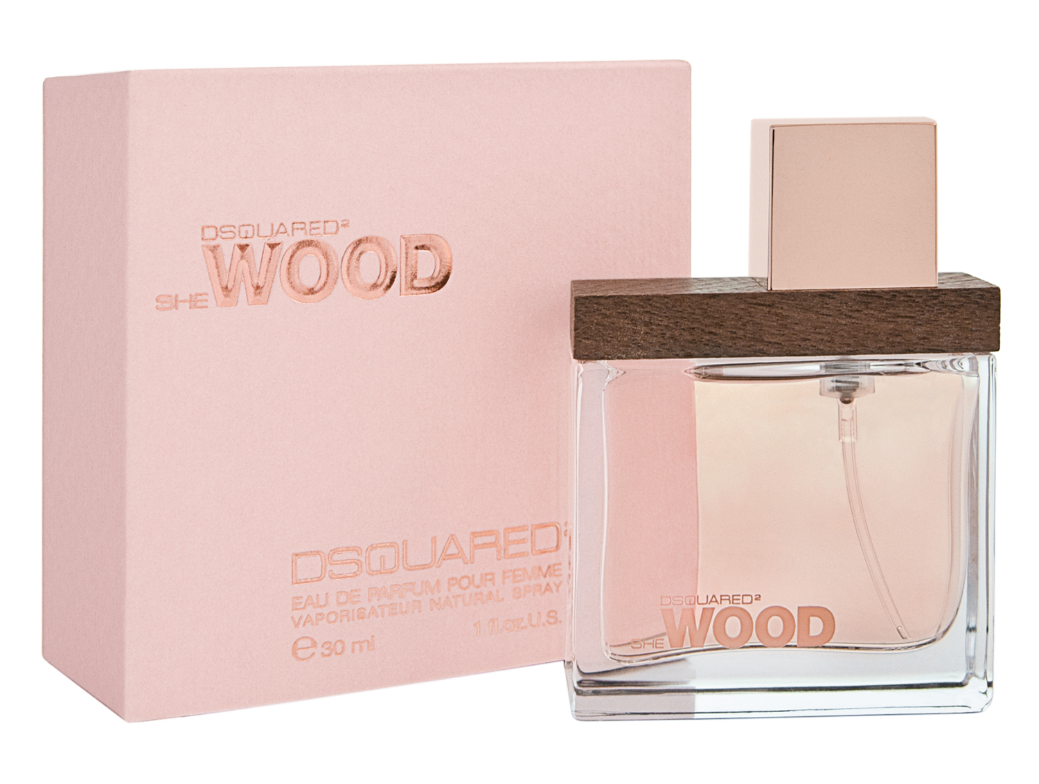 Dsquared2 She Wood W EDP 30ml