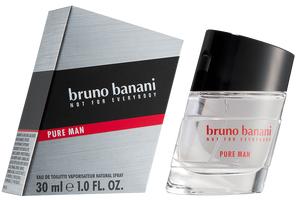 Bruno Banani Pure Man M EDT 30ml