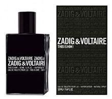 Zadig & Voltaire This is Him! M EDT 50ml