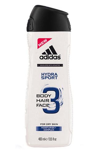 Adidas 3in1 Hydra Sport Shower Gel 250ml