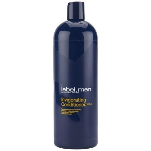 label.men Invigorating Conditioner 1000ml/pánsky osvěžující kondicionér