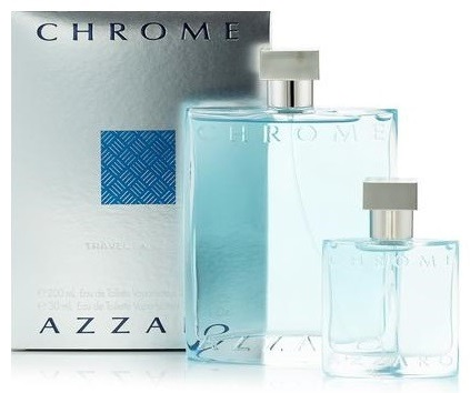 Azzaro Chrome M EDT 200ml + EDT 30ml