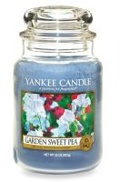 Yankee Candle Garden sweet pea 623g