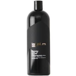 Honey & Oat Shampoo 1000ml/šampon na bázi medu a ovsa pro přirozené suché dehydrované vlas