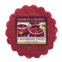 Yankee Candle vonný vosk 22g Cranberry Twist