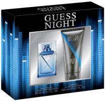 Guess Night M EDT 50ml + SG 200ml