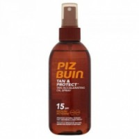 PIZ BUIN Tan & Protect Oil Spray SPF 15 150ml