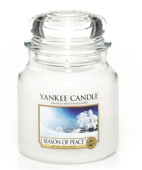 Yankee Candle Období míru 411g