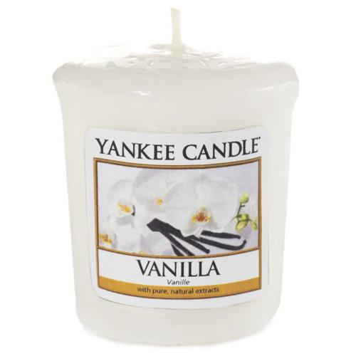 Yankee Candle Votivní svíčka Vanilka 49g