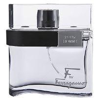 Salvatore Ferragamo F by Ferragamo Black TESTER Toaletní voda 100ml M