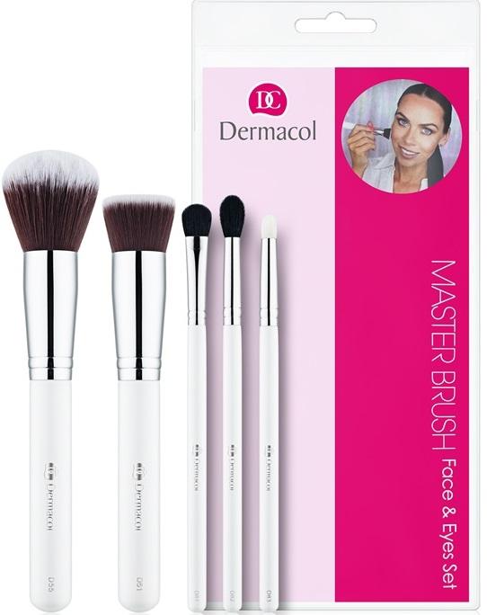 Dermacol Master Brush by PetraLovelyHair Face & Eyes Set