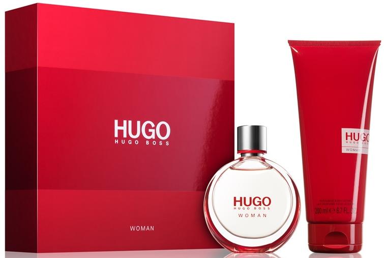Hugo Boss Hugo Woman W EDP 75ml + BL 200ml