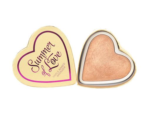 Makeup Revolution London I Love Makeup Summer Of Love Baked Bronzer 10g - Summer Of Love