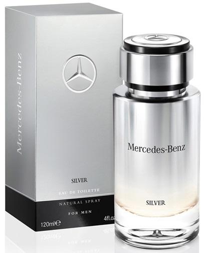 Mercedes-Benz Silver M EDT 120ml