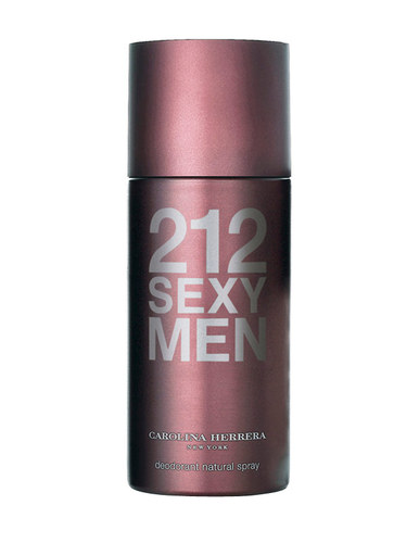 CAROLINA HERRERA 212 Sexy for Men Deospray 150ml M