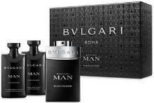Bvlgari Man Black Cologne M EDT 60ml + ASB 40ml + SG 40ml