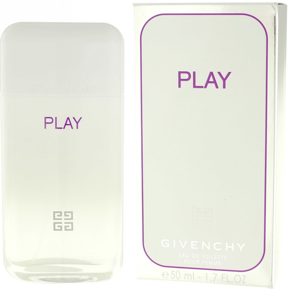 Givenchy Play for Her EDT 50 ml W