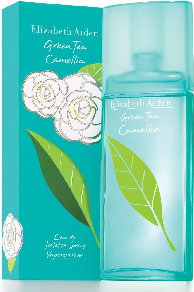 Elizabeth Arden Green Tea Camellia W EDT 100ml