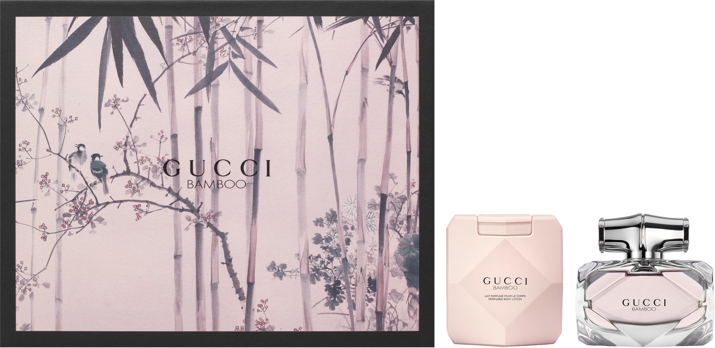 Gucci Bamboo W EDP 50ml + BL 100ml