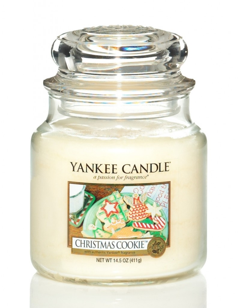 Yankee Candle 411g Christmas Cookie