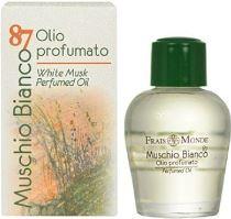 Frais Monde White Musk Perfumed Oil Parfémovaný olej 12ml W
