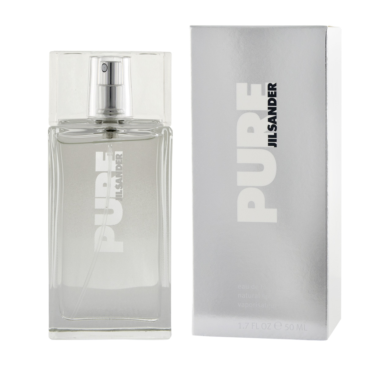 Jil Sander Pure for Women Eau De Toilette 50 ml (woman)