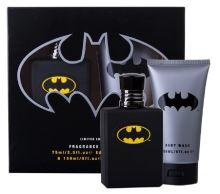 DC Comics Batman EDT 75ml + SG 150ml