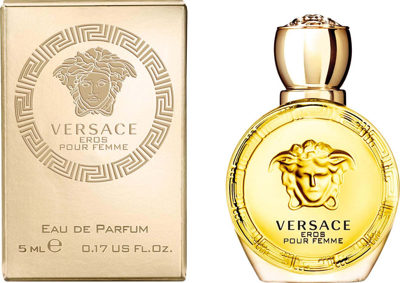 Versace Eros Pour Femme W EDP 5ml