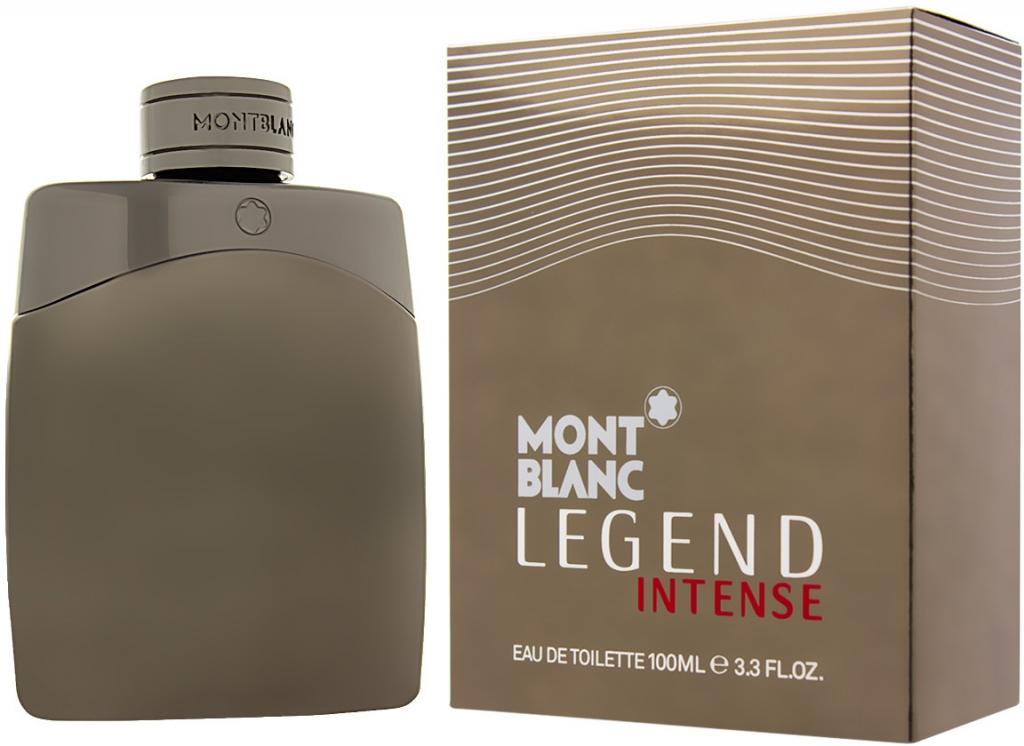 Mont Blanc Legend Intense Toaletní voda 100ml M