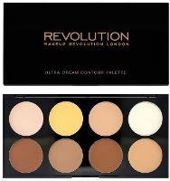 Makeup Revolution London Ultra Cream Contour Palette 13g