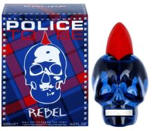 Police To Be Rebel M EDT 125ml