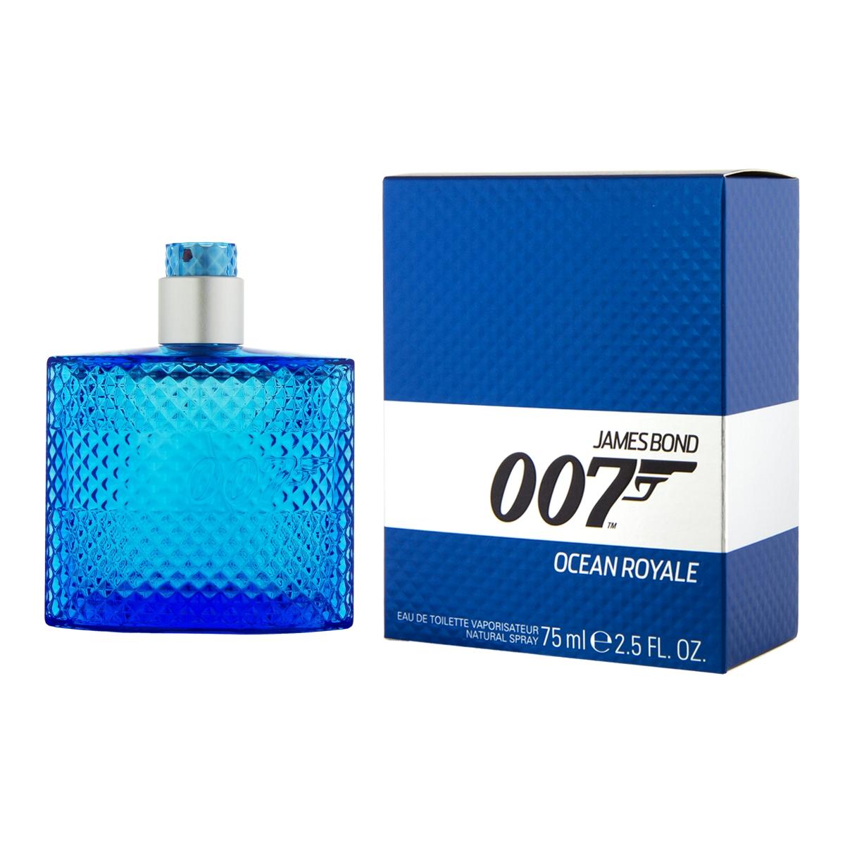 James Bond 007 Ocean Royale EDT M75