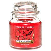 Yankee Candle Sweet strawberry 411g