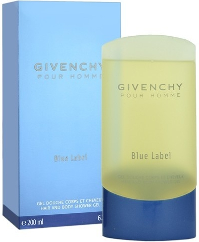 Givenchy Blue Label Sprchový gel 200ml M